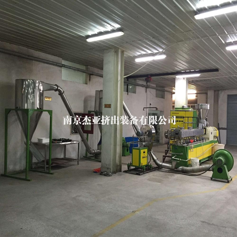 PP/PE+80%钙粉填充生产线