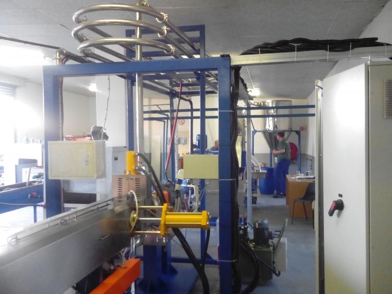 南非TPU水下切粒生产线