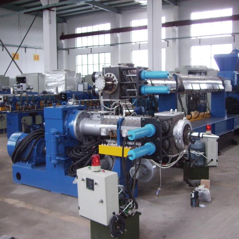 废料回收造粒生产线